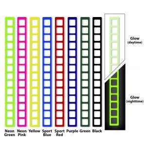 Silicone Ladder Shoulder Strap #381